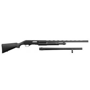 "Savage Arms 320 Stevens Field/Security .12 Gauge (3"") 5-Round Pump Action Shotgun with 28""/18.5"" Barrel - 19490"