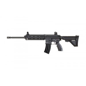 "Heckler & Koch (HK) MR556 A1 .223 Remington/5.56 NATO 30-Round 16.5"" Semi-Automatic Rifle in Black - CR556A1"