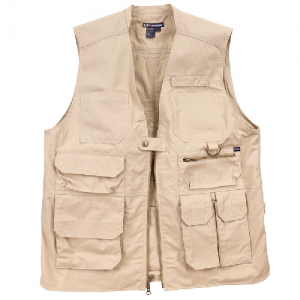 5.11 Tactical Tactical Vest in TDU Khaki - Large