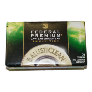 Federal Cartridge Ballisticlean .223 Remington Lead Free, 43 Grain (20 Rounds) - BC556LOTM1