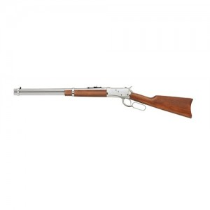 "Rossi R92 .35 Remington 8-Round 16"" Lever Action Rifle in Stainless Steel - R9256018"