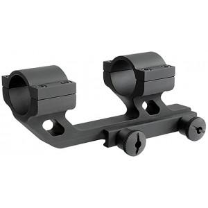Rock River Arms Inc Catilever Scope Mount 30mm Base Highrise For Rifle Barrels Black Finish AR0131T