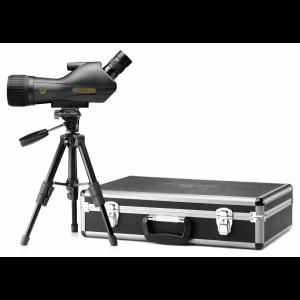 """Leupold & Stevens Ventana 2 13.5"""" 15-45x60mm Spotting Scope in Black/Gray - 170756"""