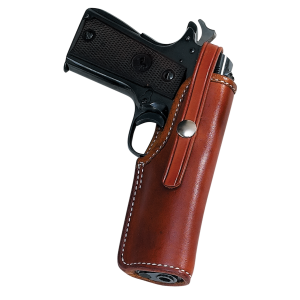 "El Paso Saddlery TTC4RR 1920 Tom Threepersons Colt SAA 4.75"" Barrel Leather Russet - TTC4RR"