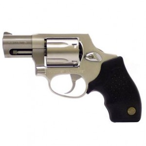 "Taurus 380 .380 ACP 5-Shot 1.75"" Revolver in Stainless Steel (Mini Revolver) - 2380129UL"