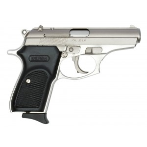 """Bersa Thunder 32.32 ACP 10+1 3.5"""" Pistol in Nickel - T32N"""