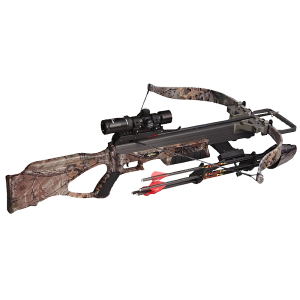 "Excalibur 3500 Matrix Crossbow Package Matrix 355 Realtree Xtra 34.8"" 355FPS"