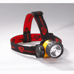 3AA HAZ-LO  3AA HAZ-LO Class ! Div !, Powered by 3  AA  alkaline batteries(included) 1 watt super high flux LED,34 lumens typical,Impact resistant housing, Includes elastic head strap and rubber hard hat starp, UP to 11 hours of Run Time, declining output