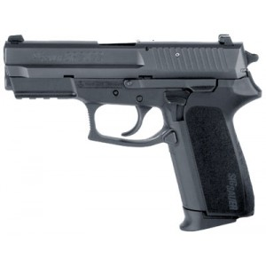 "Sig Sauer SP2022 Full Size 9mm 15+1 3.9"" Pistol in Black Nitron (4 Point Safety) - E20229B"