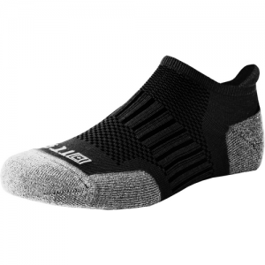 Recon Ankle Sock Color: Black (019) Size: Small-Medium