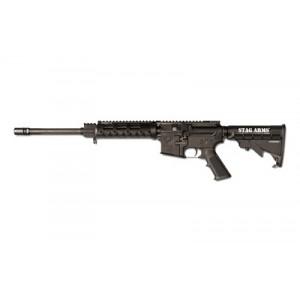 "Stag Arms Model 9L 9mm 32-Round 16"" Semi-Automatic Rifle in Black - SA9L"