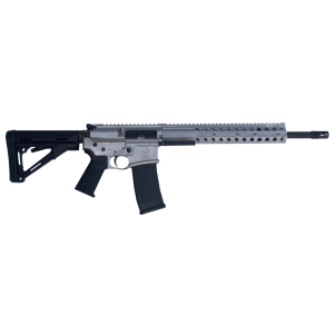 "DRD Tactical LLC Quick Break Down Quick Break Down .300 AAC Blackout 30-Round 16"" Semi-Automatic Rifle in Nickel Boron - CDR15N300"