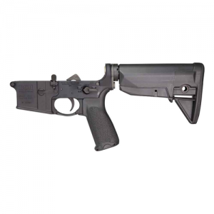 BCM  Lower Group w/BCMGUNFIGHTER Stock Mod-0 Type: Mod 0 Color: Black COSMO