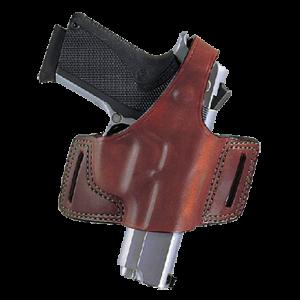 Bianchi 15482 5 Black Widow 9mm/40 Auto Astra; Daewoo; S&W Leather Tan - 15482