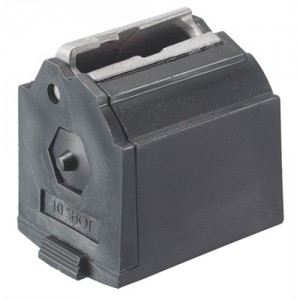 Ruger .22 Long Rifle 10-Round Blued Polymer Magazine for Ruger 10/22 Series - 90005