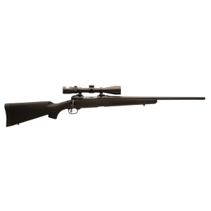 """Savage Arms 11/111 .260 Remington Trophy Hunter XP 4-Round 22"""" Bolt Action Rifle in Black - 19682"""