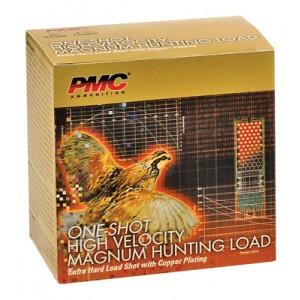 """PMC Ammunition Magnum Steel .12 Gauge (3.5"""") BB Shot Steel (25-Rounds) - HVST1235BB"""