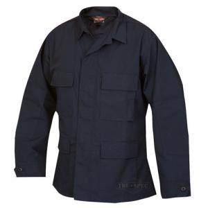 Tru Spec BDU Men's Full Zip Coat in Navy - Large