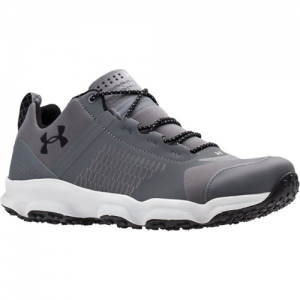 UA Speedfit Hike Low Size: 8 Color: Graphite