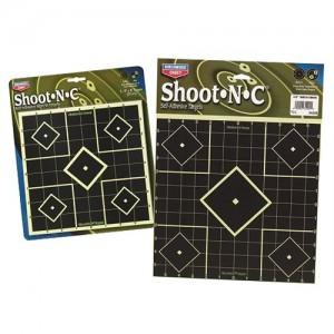 "Birchwood Casey 5 Pack Self Adhesive 8"" Targets 34105"