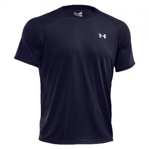 Under Armour Tech Men's T-Shirt in Midnight Navy - Medium
