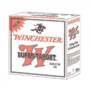 "Winchester Super Target .12 Gauge (2.75"") 7.5 Shot Lead (250-Rounds) - TRGT127"