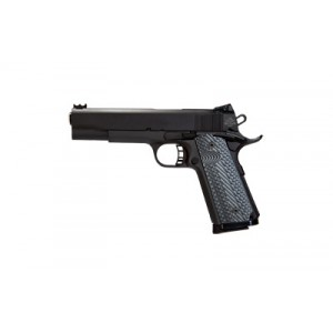"""Rock Island Armory 1911 .22 TCM/9mm 10+1 5"""" 1911 in Fired Case/Parkerized - 51962"""