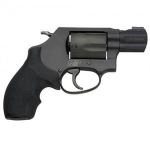"Smith & Wesson Chiefs Special .357 Remington Magnum 5-Shot 1.87"" Revolver in Matte Black - 163074"