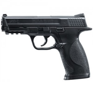 Umarex Smith & Wesson M&P BB Pistol Black Finish Semi-Auto CO2 2255050