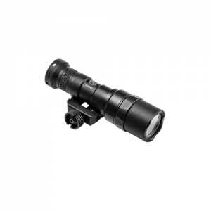 Scout Light, 3V, M75 Thumb Screw Mount, 300 Lumens, Black, Z68 Click On/Off Tailcap