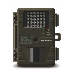 Wildview Digital Scouting STCWU30 TK-30 Trail Camera 8 MP Black