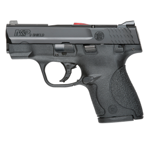 """Smith & Wesson M&P Shield 9mm 8+1 3.1"""" Pistol in Polymer - 187021"""