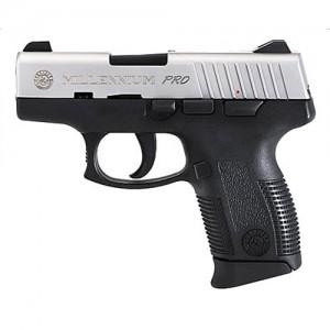 "Taurus 111 MillPro 9mm 10+1 3.25"" Pistol in Matte Stainless - 1111039P"