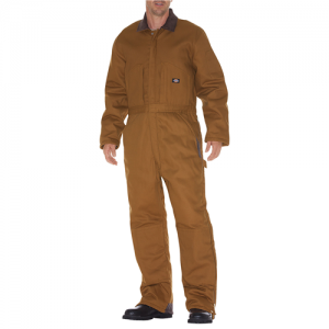 Dickies Coverall in Brown Duck - Regular X-Large