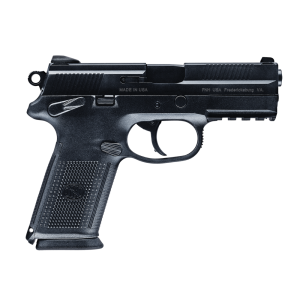 "FN Herstal FNX-9 9mm 10+1 4"" Pistol in Black (Manual Safety) - 66836"