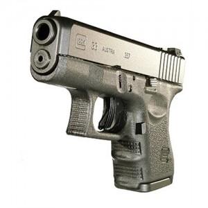 """Glock 33 .357 Sig Sauer 9+1 3.46"""" Pistol in Black (Gen 3) - PI3350201"""