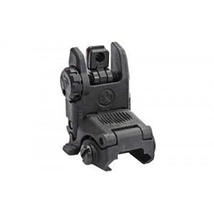 Magpul Industries MBUS Back Up Rear Sight Generation II Fits Picatinny Black Rear Flip Up MAG248-BLK