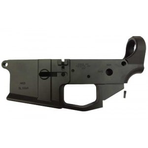 Cmmg Lower, Semi-automatic, 556nato, Black Finish, Made From 6061 Aluminum, Integrated Trigger Guard, Bolt Catch Screw 55ca163