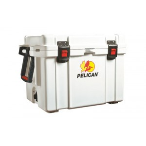 Pelican Progear 45q-mc Elite Cooler, Holds 49.5 Us Quarts, White 32-45q-mc-wht