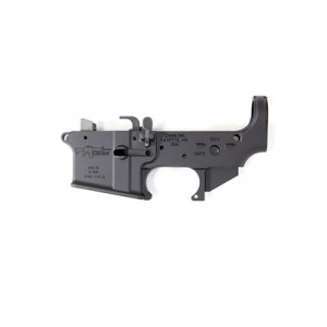 Cmmg Mk9 Lower, Smg, Semi-automatic, 9mm, Black Finish, Includes Feed Ramps, Ejector, And Extended Bolt Catch 90ca2f3