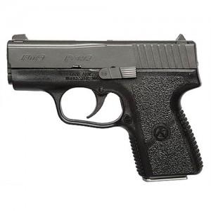 """Kahr Arms PM9 9mm 7+1 3"""" Pistol in Black Polymer/Black Stainless Steel W/Tungsten DLC - PM9094"""
