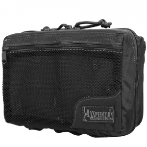 Individual First Aid Pouch Color: Black