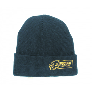 Voodoo Logo Beanie in Black - One Size Fits Most