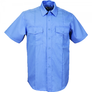 5.11 Tactical Station Shirt Class A Men's Uniform Shirt in Fire Med Blue - X-Large