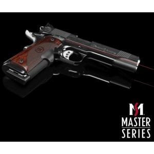 Crimson Trace Master Series Rosewood LaserGrip for Full Size (Government/Commander) LG 901 LG901