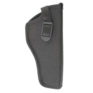 """Uncle Mike's Sidekick Right-Hand Belt Holster for Large Autos in Black (4.5"""" - 5"""") - 81051"""