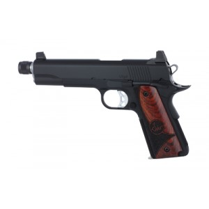 "Dan Wesson Vigil 9mm 9+1 5.75"" 1911 in Black - 01831"
