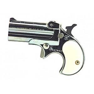"Cobra Enterprises C22m .22 Long Rifle 2-Shot 2.4"" Derringer in Chrome - C22CP"
