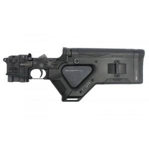 Stag Arms Llc Featureless Lower Half, Semi-automatic, 223 Rem/556nato, Black Finish, Hera Cqr Stock Sa210019-d
