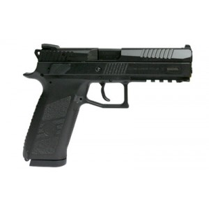 "CZ P-09 9mm 19+1 4.5"" Pistol in Black (Duty) - 91625"